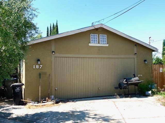 187 S Sunset Ave, San Jose, CA 95116 (#ML81859655) :: Robert Balina | Synergize Realty