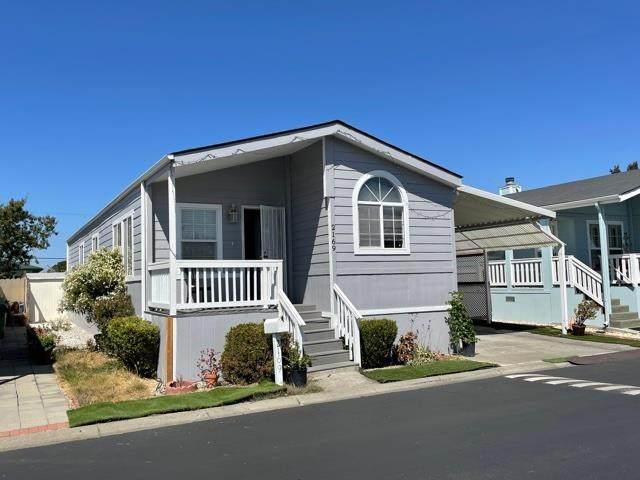 2169 Bridwell Way 104, Hayward, CA 94545 (#ML81863620) :: The Realty Society