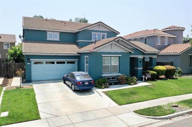 1346 Snake Creek Dr, Patterson, CA 95363 (#ML81863672) :: Schneider Estates