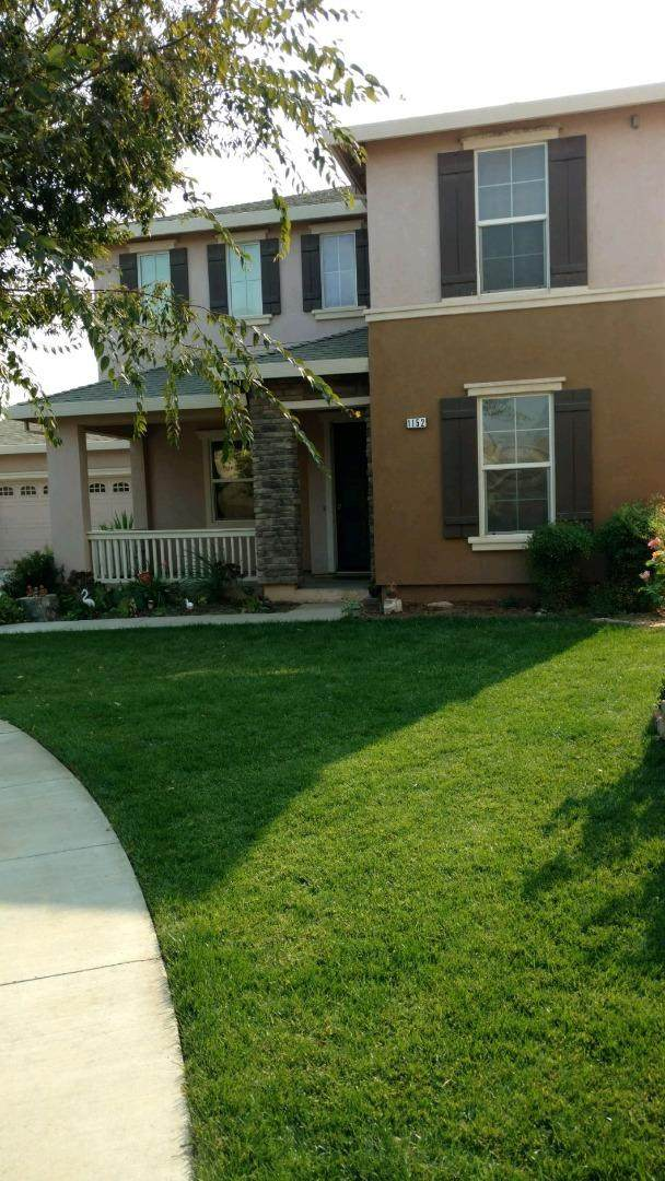 1152 Fountain Grass Dr, Patterson, CA 95363 (#ML81864018) :: The Kulda Real Estate Group