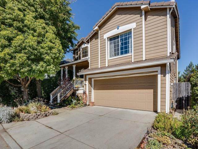 586 Skypark Dr, Scotts Valley, CA 95066 (#ML81865118) :: The Sean Cooper Real Estate Group
