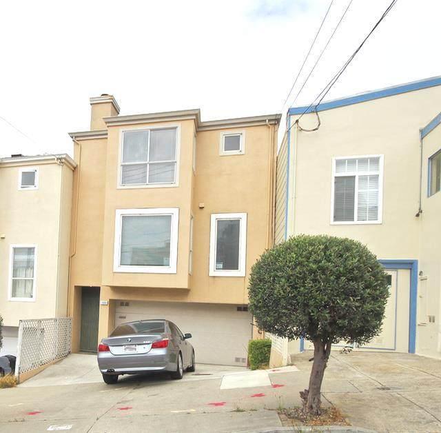 1030 Le Conte Ave, San Francisco, CA 94124 (#ML81865816) :: The Kulda Real Estate Group