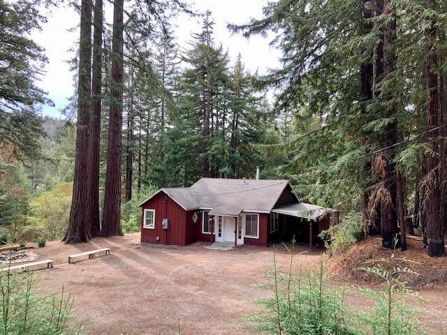 18600 Big Basin Way, Boulder Creek, CA 95006 (#ML81865841) :: Paymon Real Estate Group