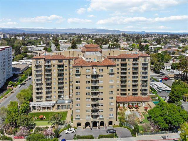 1 Baldwin Ave 418, San Mateo, CA 94401 (#ML81867021) :: The Realty Society