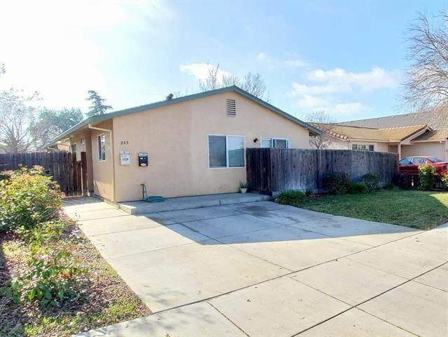 253 H St, Los Banos, CA 93635 (#ML81867090) :: The Kulda Real Estate Group