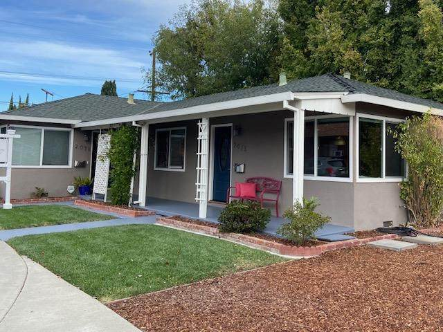 2071-2073 Lynnhaven Dr, San Jose, CA 95128 (#ML81867876) :: Robert Balina   Synergize Realty