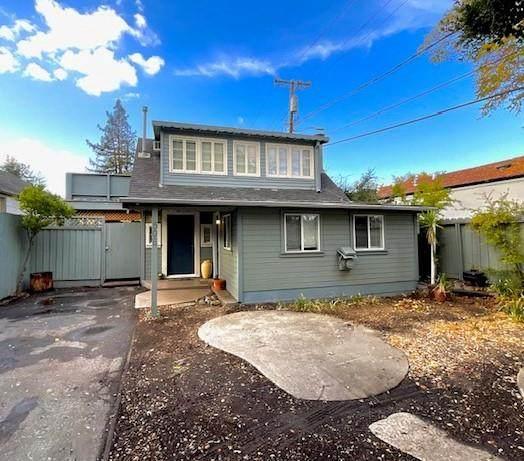 508 Military Way, Palo Alto, CA 94306 (#ML81867884) :: Intero Real Estate