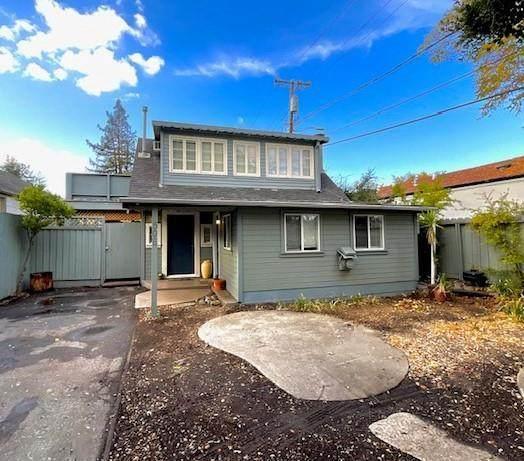508 Military Way, Palo Alto, CA 94306 (#ML81867891) :: Intero Real Estate