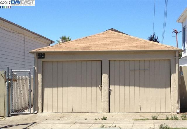 2871 38th Avenue, Oakland, CA 94619 (#BE40771015) :: The Kulda Real Estate Group