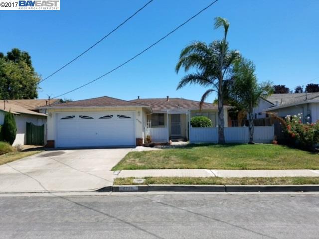 4756 La Mesa Court, Fremont, CA 94536 (#BE40793681) :: Carrington Real Estate Services