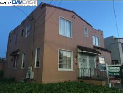 2416 Seminary Ave, Oakland, CA 94605 (#BE40794278) :: RE/MAX Real Estate Services