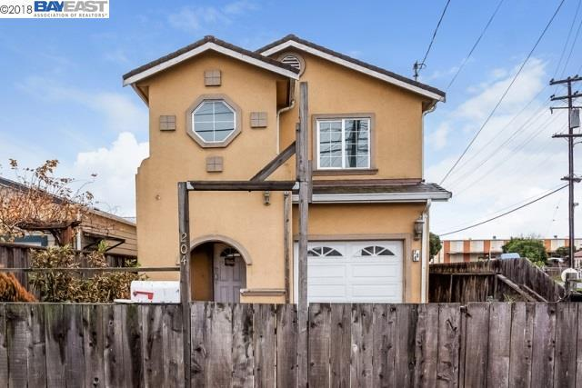 204 Ohio Ave, Richmond, CA 94804 (#BE40809171) :: Brett Jennings Real Estate Experts