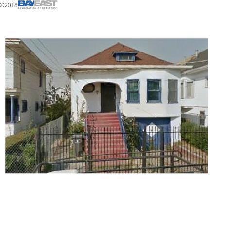 2841 Chestnut St, Oakland, CA 94608 (#BE40809548) :: The Kulda Real Estate Group