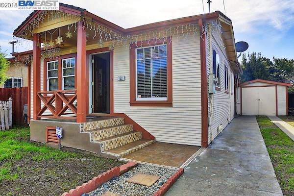 152 El Dorado Ave, Hayward, CA 94541 (#BE40810204) :: Astute Realty Inc