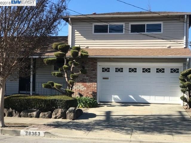 28363 Thackeray, Hayward, CA 94544 (#BE40810453) :: Astute Realty Inc