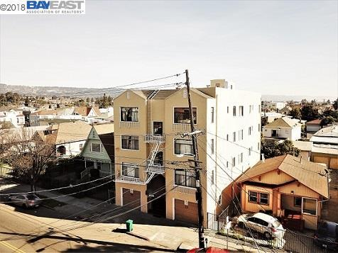 35th Avenue, Oakland, CA 94601 (#BE40810918) :: The Kulda Real Estate Group