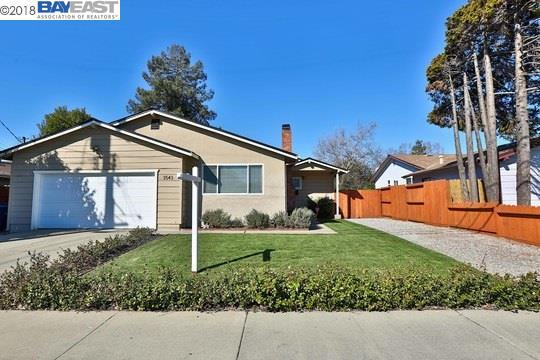 3543 Dormer Ave, Concord, CA 94519 (#BE40810928) :: Keller Williams - The Rose Group