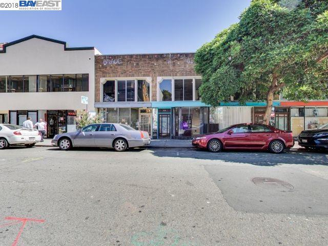 316 15Th St, Oakland, CA 94612 (#BE40812000) :: von Kaenel Real Estate Group