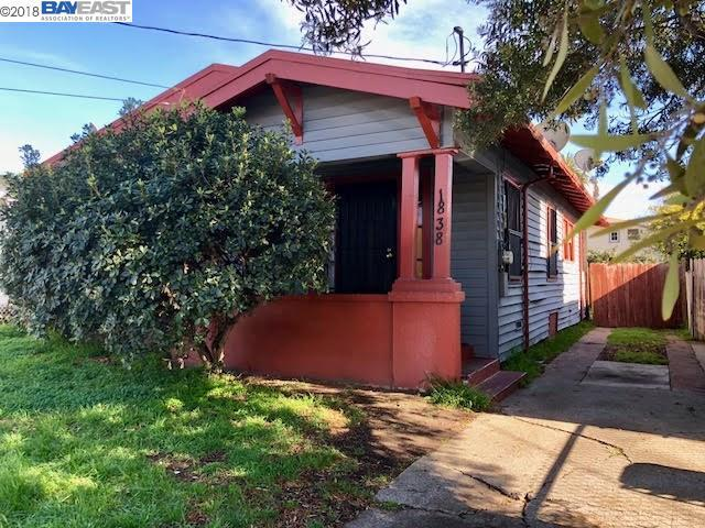 1838 66th Avenue, Oakland, CA 94621 (#BE40813107) :: The Dale Warfel Real Estate Network