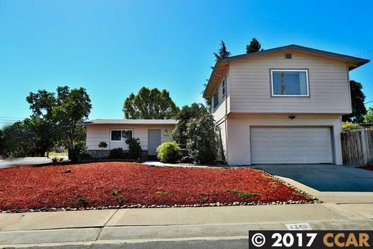 1240 Plumleigh Ln, Concord, CA 94521 (#CC40790485) :: Keller Williams - The Rose Group