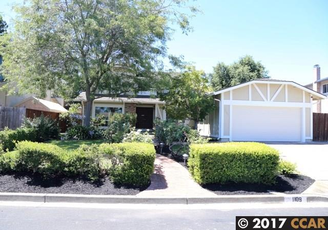 1109 Fair Weather Cir, Concord, CA 94518 (#CC40790561) :: Keller Williams - The Rose Group