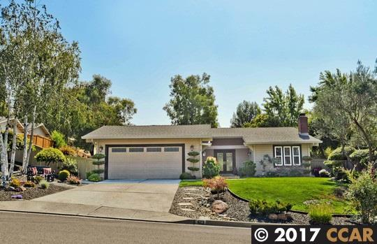 613 Serramonte Ct, Danville, CA 94526 (#CC40793763) :: Carrington Real Estate Services