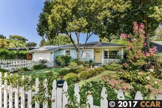 3125 Salvio St, Concord, CA 94519 (#CC40793765) :: Carrington Real Estate Services