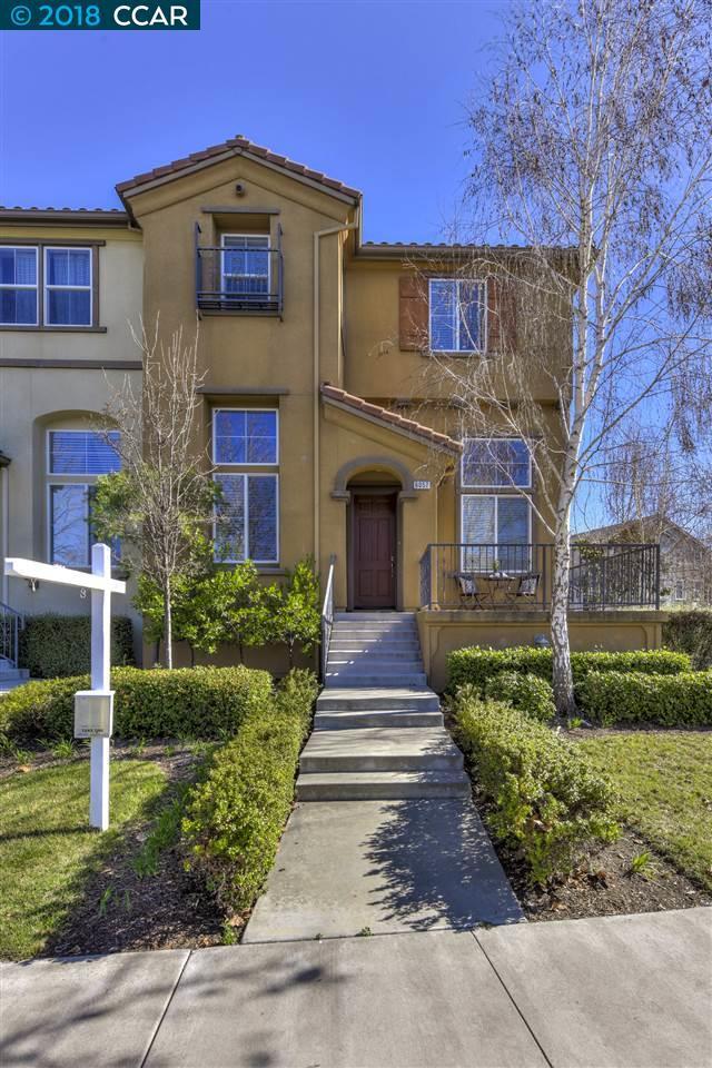 6057 Dalton Way, San Ramon, CA 94582 (#CC40810448) :: The Kulda Real Estate Group