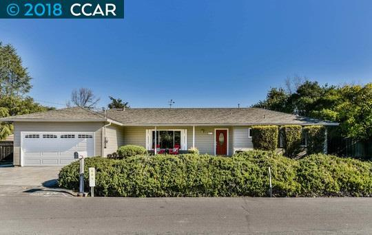 5037 Olive Dr, Concord, CA 94521 (#CC40810812) :: The Gilmartin Group