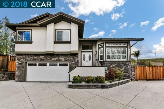 1041 Peppermill Court, Concord, CA 94518 (#CC40811561) :: Brett Jennings Real Estate Experts