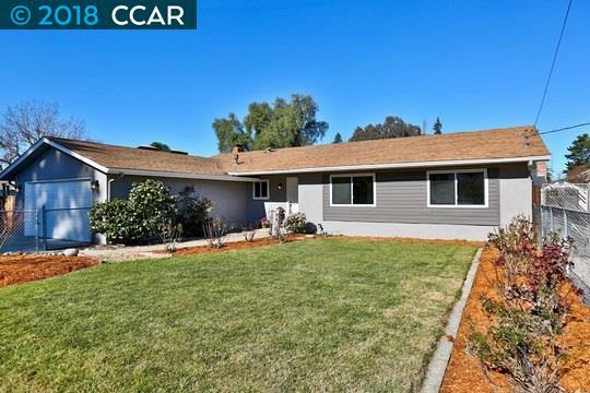 1719 West St, Concord, CA 94521 (#CC40811597) :: Brett Jennings Real Estate Experts