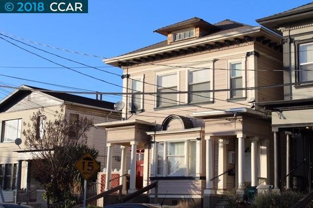 672 34Th St, Oakland, CA 94609 (#CC40811746) :: Intero Real Estate