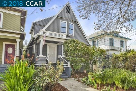 1828 62nd St., Berkeley, CA 94703 (#CC40813186) :: The Goss Real Estate Group, Keller Williams Bay Area Estates