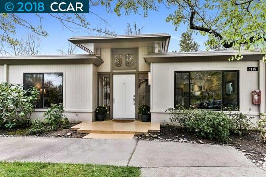 1115 Running Springs Road, Walnut Creek, CA 94595 (#CC40813963) :: von Kaenel Real Estate Group