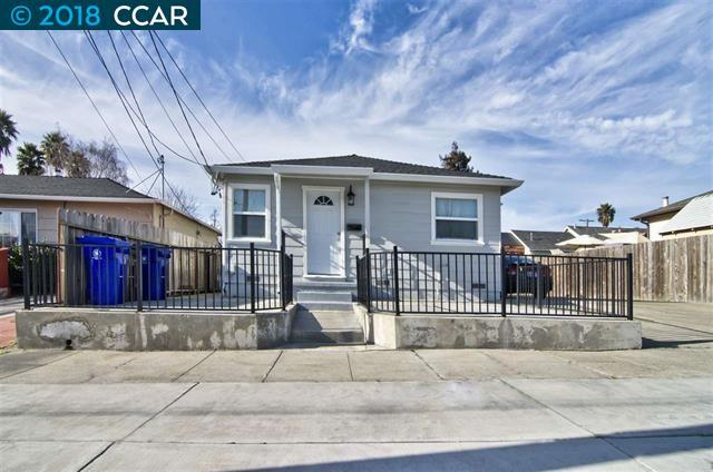 875 Humboldt St, Richmond, CA 94805 (#CC40814601) :: The Goss Real Estate Group, Keller Williams Bay Area Estates
