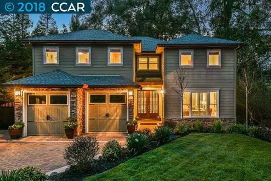 4000 Medford Ct, Martinez, CA 94553 (#CC40814920) :: The Kulda Real Estate Group