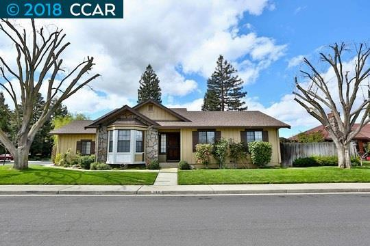 280 Wintergreen Dr, Brentwood, CA 94513 (#CC40815052) :: The Kulda Real Estate Group