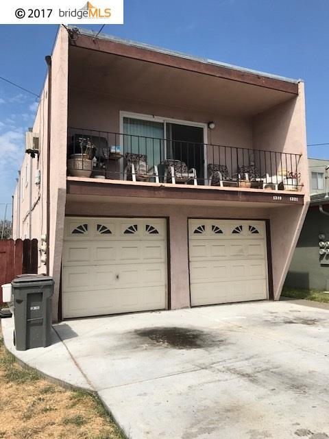 1321 89Th Ave, Oakland, CA 94621 (#EB40801189) :: RE/MAX Real Estate Services