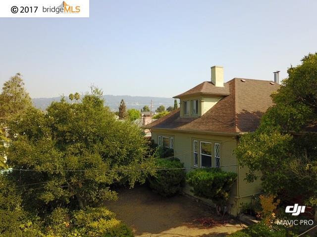 2724 Sunset Ave, Oakland, CA 94601 (#EB40801340) :: RE/MAX Real Estate Services