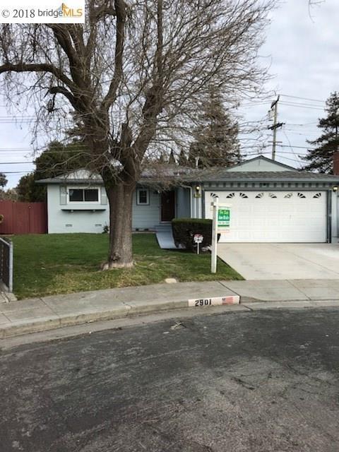 2901 Mckenzie Dr, Richmond, CA 94806 (#EB40811019) :: Brett Jennings Real Estate Experts