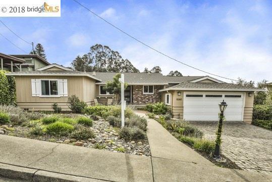 8360 Kent Dr, El Cerrito, CA 94530 (#EB40811050) :: Brett Jennings Real Estate Experts