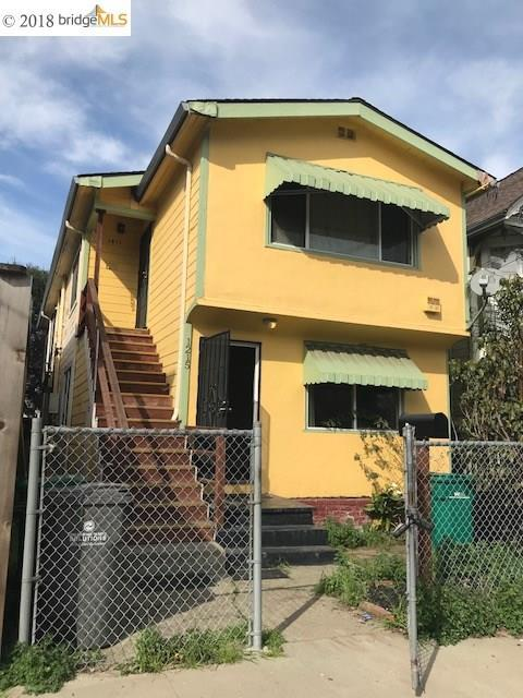 1211 Campbell St, Oakland, CA 94607 (#EB40811446) :: The Kulda Real Estate Group