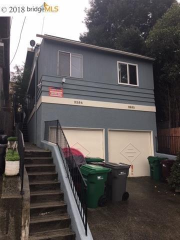 2252 Courtland Ave, Oakland, CA 94601 (#EB40812122) :: The Dale Warfel Real Estate Network
