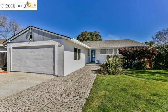 1190 Douglas Ct, Concord, CA 94520 (#EB40814172) :: von Kaenel Real Estate Group
