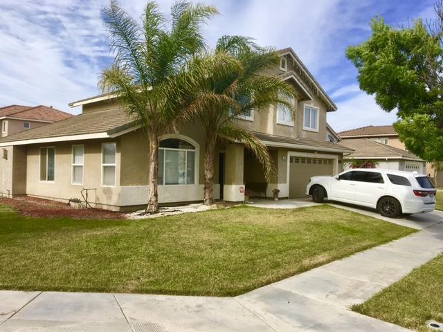 1406 San Rafael St, Los Banos, CA 93635 (#ML81652386) :: The Kulda Real Estate Group