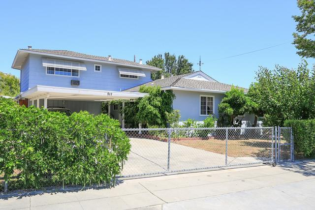 917 Heatherstone Ave, Sunnyvale, CA 94087 (#ML81656924) :: RE/MAX Real Estate Services