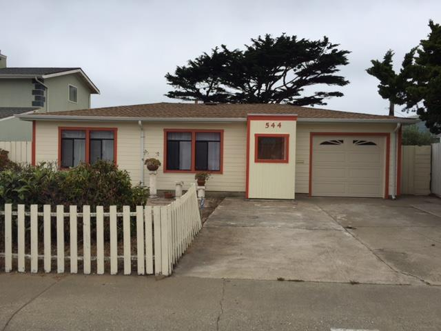 544 Dolphin Dr, Pacifica, CA 94044 (#ML81670564) :: The Kulda Real Estate Group