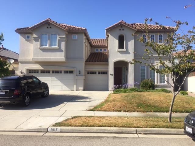 507 Wimbledon Ave, Salinas, CA 93906 (#ML81671175) :: von Kaenel Real Estate Group