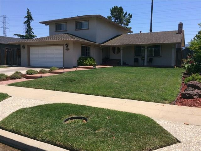 1128 Rhinecastle Way, San Jose, CA 95120 (#ML81674755) :: Brett Jennings Real Estate Experts