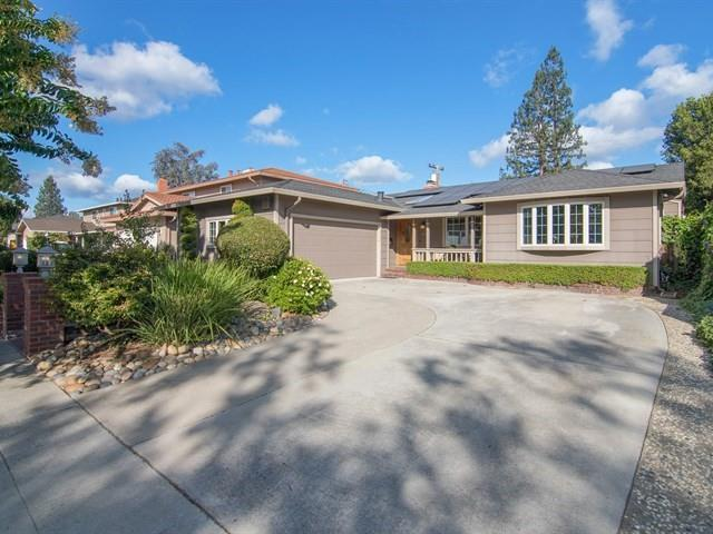 1815 Comstock Ln, San Jose, CA 95124 (#ML81679067) :: The Goss Real Estate Group, Keller Williams Bay Area Estates